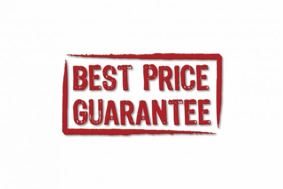 1d BEST PRICE GUARANTEE