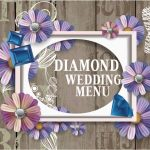 5d DIAMOND WEDDING PACKAGE