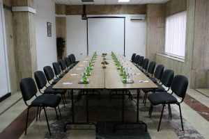 Press hall