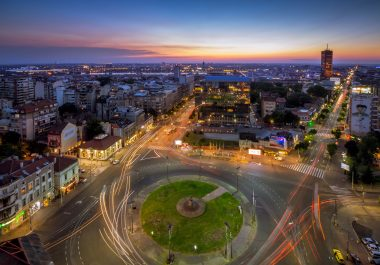 slavija garni hotel Belgrade